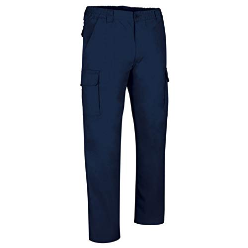 Sela 01000sel31134 broek, vlamvertragend, antistatisch, elektrisch, marineblauw, maat XL