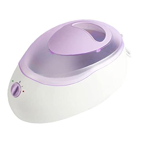 Chauffe-cire machine à cirer Thérapie de bain main pieds SPA Hydratante Pot Violet 2 3L Style1 outil de beauté ensemble