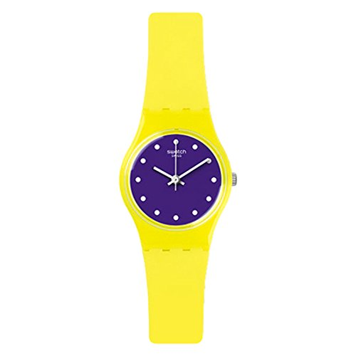Swatch Reloj de Cuarzo Woman Camojaune 25 mm
