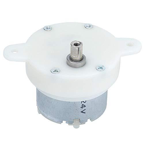 DCギヤードモーター 電動モータギヤード DCギアモーター 12V 10RPMトルク DCギアボックス 低速 小型モーター おもちゃ 自動販売機 ディスプレイスタンド DTY スマートデバイス ロボットに適しています