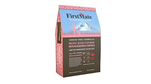 Firstmate Pet Foods Renaissance Grain Free Cat Food With Blueberries, 10-Pound