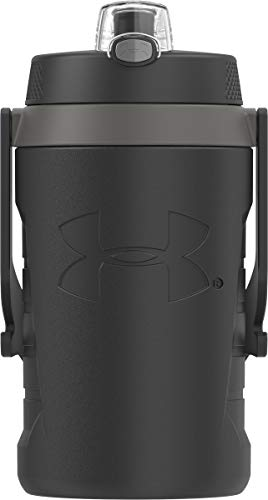 Product Image of the Under Armour 64 Ounce Foam Insulated Hydration Bottle, Black