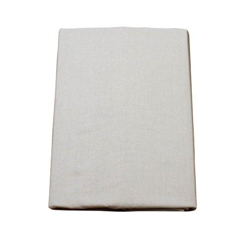 Funda FULI 100% algodón para colchón de futón tradicional japonés, doble XL, gris. Fabricado en...