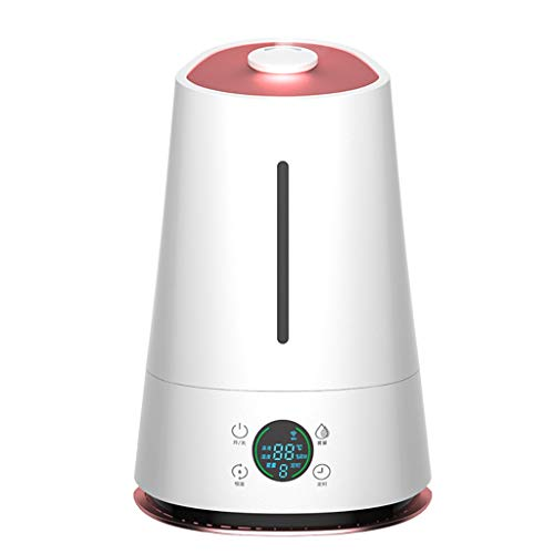 xiaoping Diffusers, 4000ml Essential Oil Diffuser With Adjustable Mist Mode,Aroma Diffuser For Bedroom/Office/Trip
