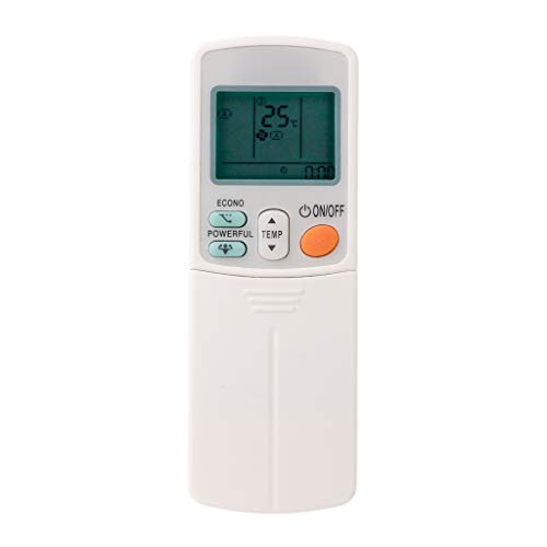 JUNESUN Climatizzatore per condizionatore d'Aria condizionata Ricambio per Daikin ARC433A87 ARC433A22 ARC433A88