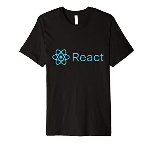 react. JS T Shirt für Javascript Programmierer