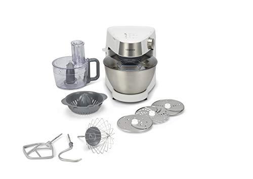 Kenwood KHC29.E0WH Küchenmaschine, Kunststoff, 4.3 Liter, Weiß