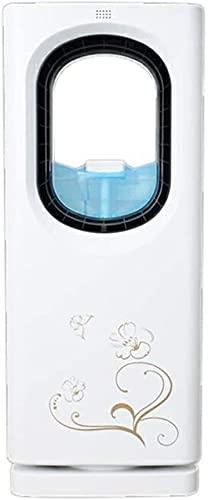XPfj Aire Acondicionado móvil Refrigerador de Aire con refrigeración por Agua Enfriador de evaporación silencioso Fan eléctrico con Control Remoto para el hogar y la Oficina Enfriadores evaporativos