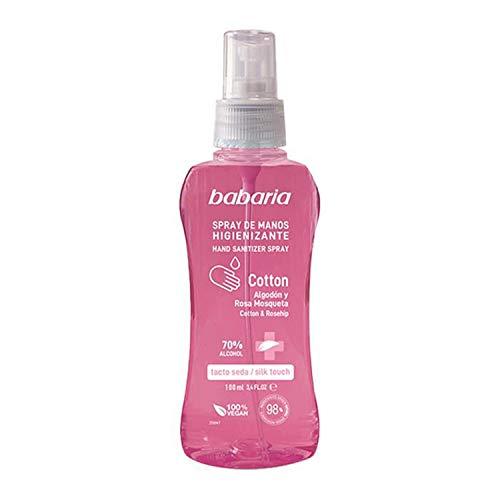 BABARIA 31464 -  Cotton Gel Desinfectante de Manos,  100ML