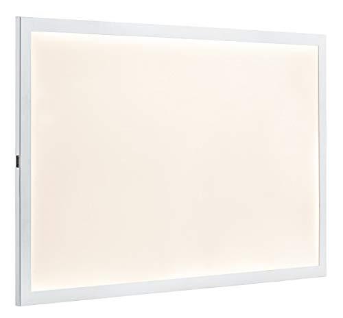 Paulmann 70807 kastpaneel LED Glow 8W wit licht 2700K warm wit LED-paneel basisset met naderingssensor inclusief lampen