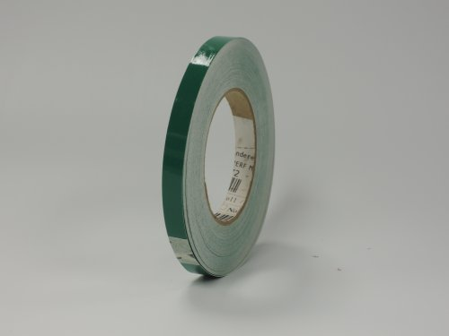 """1/2"""" 3M Vinyl Striping 150' 25 Colors Available (Green)"""