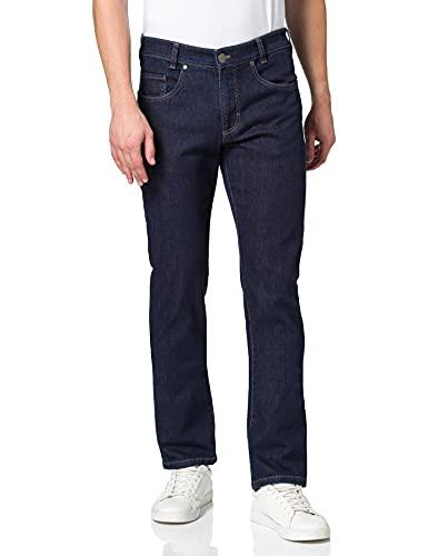 Atelier GARDEUR Herren NEVIO-11 Straight Jeans, Blau (Nachtblau 69), W36/L30 (Herstellergröße: 36/30)