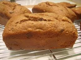 Banana Nut Bread 4 Loaves of Heavenly Moist Rich, Sweet and Tasty