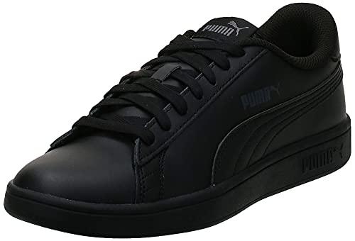 PUMA Smash V2 L, Zapatillas Unisex Adulto, Negro Black Black, 42 EU 🔥