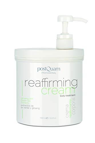 Postquam - Reaffirming Cream | Crema Reafirmante Corporal Efecto Antiestrias - 1000 ml