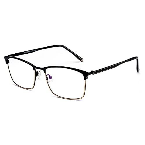 CXNEYE Las Nuevas Gafas de Lectura de transición multifoco progresivas fotocromáticas con protección UV Lectores solares Gafas para Mujer o Hombre