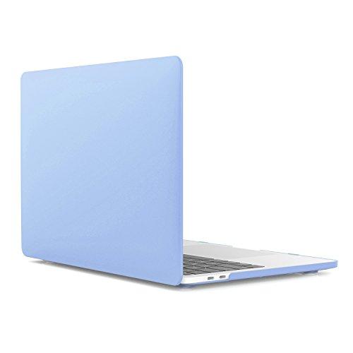 """MoKo Funda para MacBook Pro 13"""" 2017/2016 - Slim Ordenador Protector Funda de Matorral para Nuevo Apple MacBook Pro 13 Pulgadas A1706 / A1708 (con/Sin Touch Bar, Versión 2017/2016), Azul"""