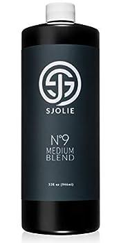 Spray Tan Solution - SJOLIE No 9 - Medium/Dark Blend  32oz