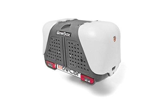 Towbox V2 Dog Gris - Portaperros TowBox V2 Dog