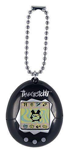 Bandai Tamagotchi Original Black Virtual Pet Device Electronic Game
