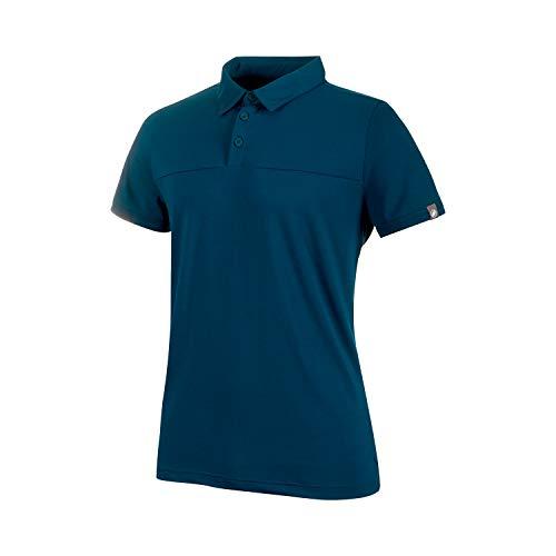 Mammut Herren Trovat Tour Polo-Shirt, Poseidon, XL