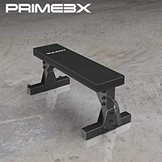 Vulcan Strength Training Systems Prime 3 x 3 Flat Weight Bench for Weightlifting Workout Utility Bench with Steel Frame