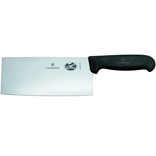 Victorinox Keukenmes Chinese Chefs Knife-Chinees managermes 18 cm mes, rood
