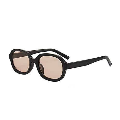 Gafas De Sol, Gafas De Sol Ovaladas Marrones Personalizadas, El Mismo Estilo Para Hombre Y Mujer