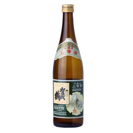 賀茂鶴 上等酒 [ 日本酒 広島県 720ml ] [ギフトBox入り]