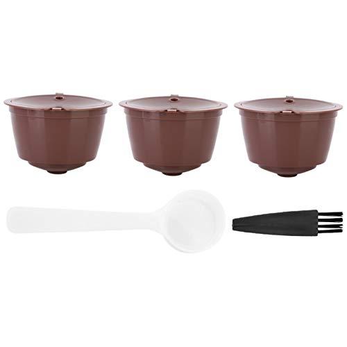Taza de cápsula de café portátil, accesorios elegantes para máquinas de café redondas, restaurante para taza Dolce Gusto Nespresso para cafeterías