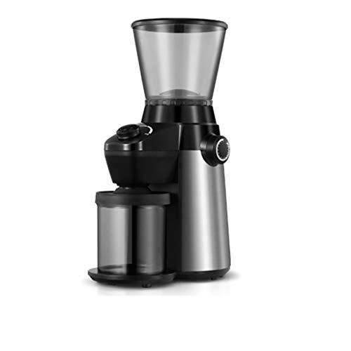 Koffiebonenmolen gemalen elektrische huishoudelijke molen regelbaar - roestvrij stalen oppervlak Lostgaming