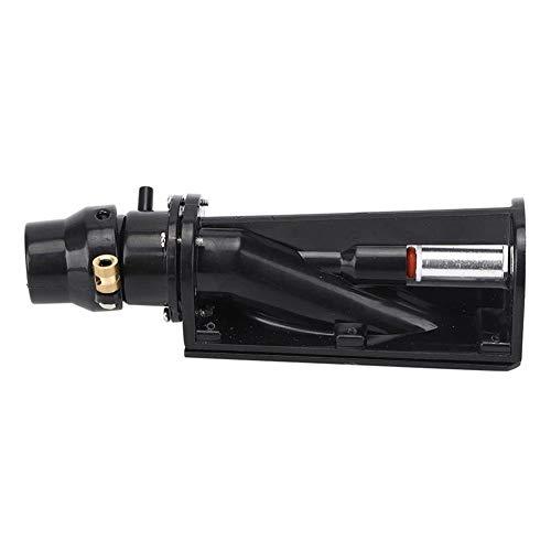 Heinside 1pcs 6-12V de Chorro de Agua de la Bomba de pulverización Barco Barcos Propulsor inalámbrica de Acoplamiento del Eje for RC Modelo Durable (Color : Black)
