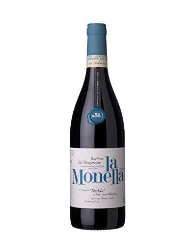 """Barbera del Monferrato """"La Monella"""" Braida del Monferrato 0,75 lt."""