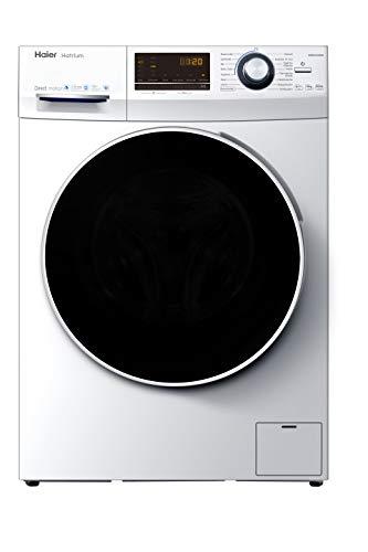 Haier HW80-B16636 Waschmaschine Frontlader / 8 kg / 1600 U/Min. / 118 kWh/Jahr / Direct Motion Motor / ABT / Vollwasserschutz