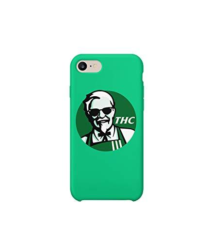 THC MT_002917 - Cover protettiva in plastica rigida per iPhone 6 7 8 Plus X XS XR, regalo divertente per lui e lei iPhone 6