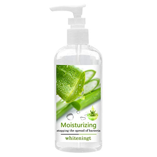 Discover Bargain Wusad Aloe Gel Moisturizing Lotion DIY detergent cleansing milk 100ML Suitable for ...