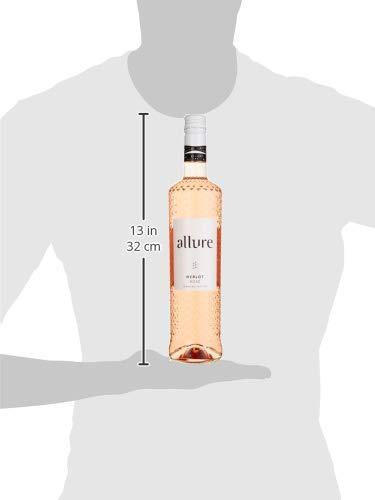allure Merlot Rosé HalbTrocken (1 x 0.75 l) - 4