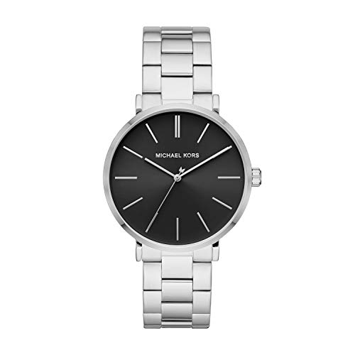 Michael Kors Men's Auden Three-Hand Stainless Steel Watch MK7184