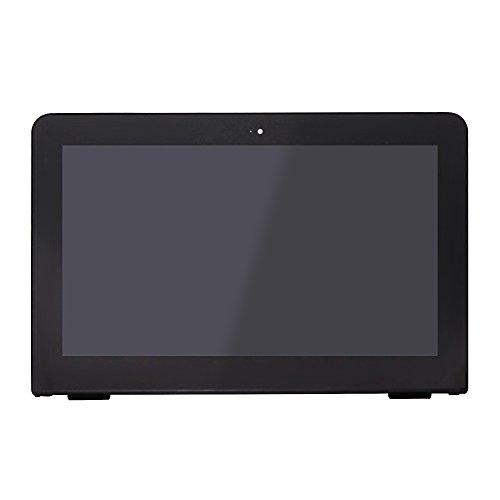FTDLCD® 11.6 para HP Pavilion X360 M1-U 11-U Series LED LCD Pantanlla Táctil Digitalizador con Marco Reemplazo de Ordenador Portátil