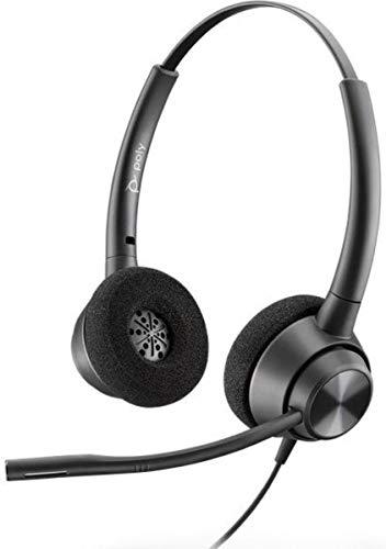 Plantronics Stereo-Headset EncorePro 320 binaural mit QD-Anschluss