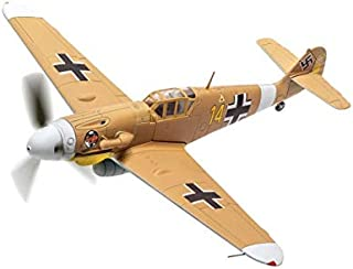 Corgi 1/72 完成品 Messerschmitt Bf109G-2 (Trop) 'Yellow 14' Hans Joachim Marseille 3./JG27 Quotaifiya Egypt 30th September 19...