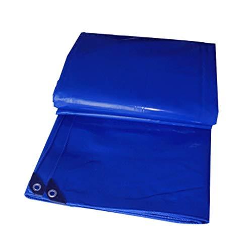 hsj WYQ - Tela impermeable de material grueso para toldo de tela para exteriores, lona de protección solar, parasol de plástico, no tóxico (tamaño: 3 m x 3 m)