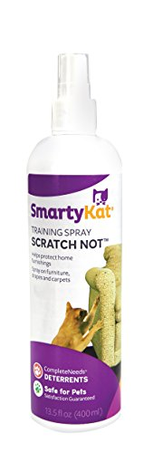 SmartyKat Scratch Not Anti-Scratch Training Spray Scratch Deterrent