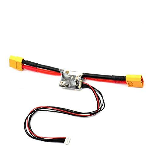 Runfon Power Module Stecker Stromsensor XT60 Female-Stecker Apm Pixhawk Flight-Controller