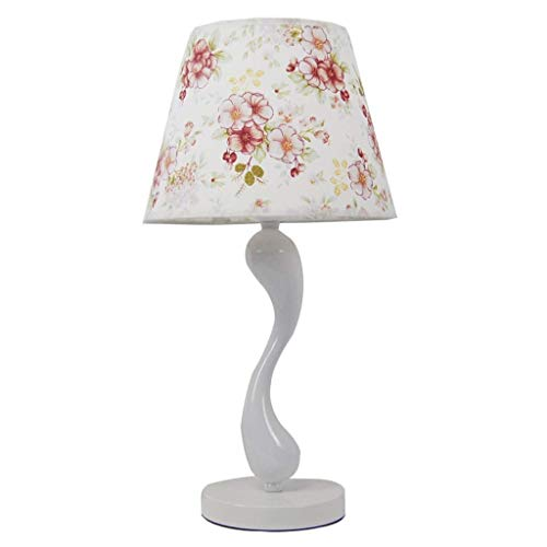 Bedside Table Lamp Bedroom Table Lamp Modern Minimalist Study Table Lamp Plug-in Household Eye Protection Nordic Fashion Reading Light Warm Remote Bedside Counter Lamp Table Lamps
