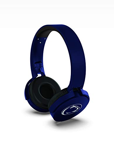 NCAA Penn State Nittany Lions Wireless Bluetooth Headphones, Team Color