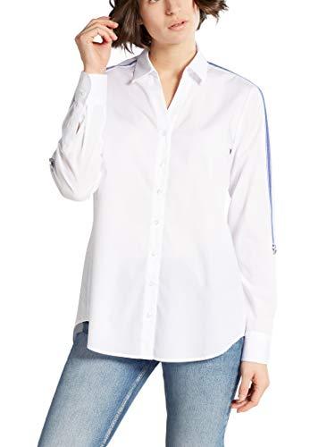 Eterna blouse lange mouwen modern Classic Uni