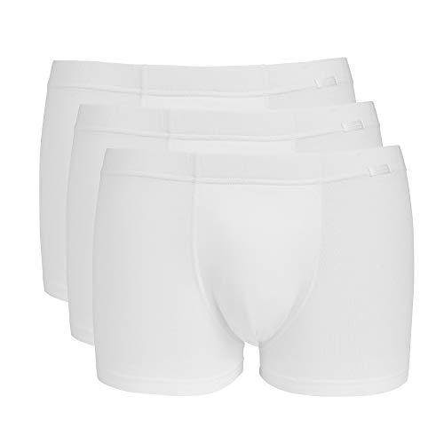 Jockey® Cotton+ Trunk 3Pack,XL,Weiß