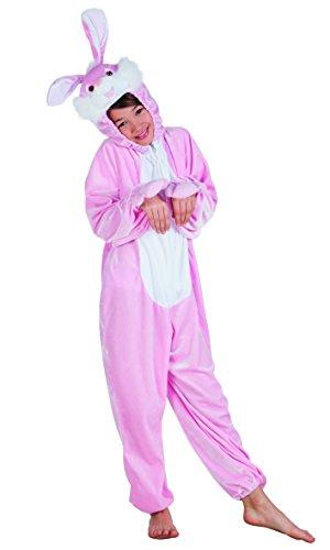Aptafêtes - CS850107 - Costume - Peluche - Lapin - Rose Max - Taille 140 cm