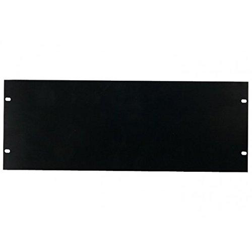 19' Plain/Solid Rack Blanking Panel/Plate - 1/2/3/4U 4U
